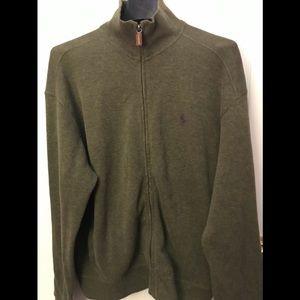 POLO 🔥 Ralph Lauren Full Zip Sweater